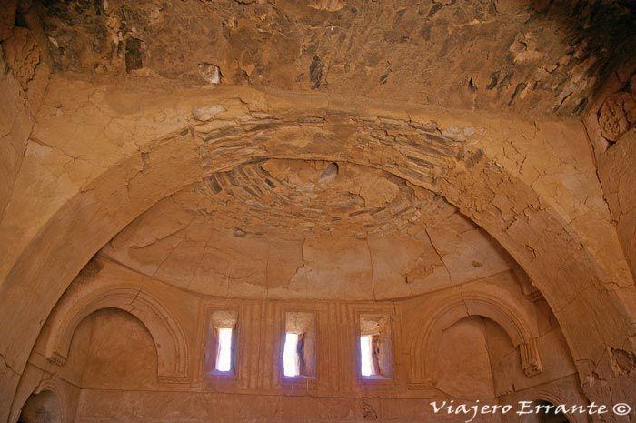 Interior de Qasr El- Kharana