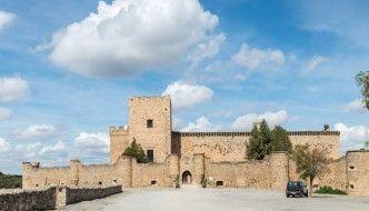Castillo de Pedraza.