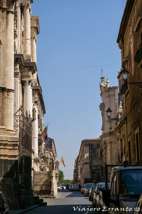 que ver en Sicilia, Catania