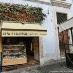 Siete lugares donde comer en Roma.