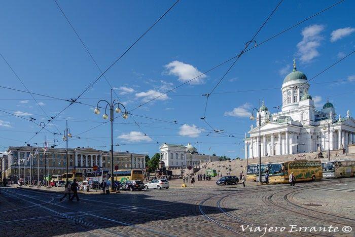 que ver en Helsinki