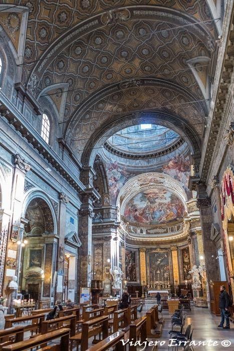 iglesias de roma