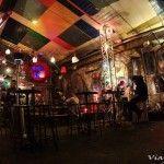 «Ruin bar» más famoso de Budapest, Szimpla Kert.