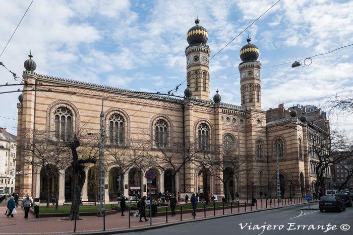 sinagoga de budapest
