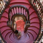 Librería Lello e Irmão, una de las mas bonitas del mundo.