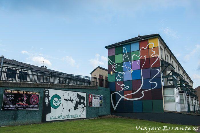 murales de derry