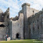 Rock of Cashel, el castillo de la cruz de San Patricio.