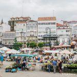 Feria medieval de Betanzos, La Coruña (Actualizado 2019)