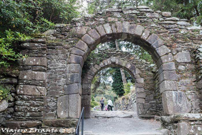 monasterios celtas