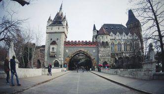 castillo de Vajdahunyad