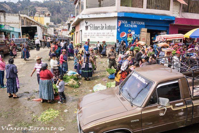 mercado de almolonga