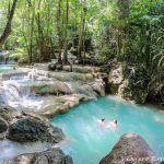 Erawan, cascadas y naturaleza – Kanchanaburi, Tailandia