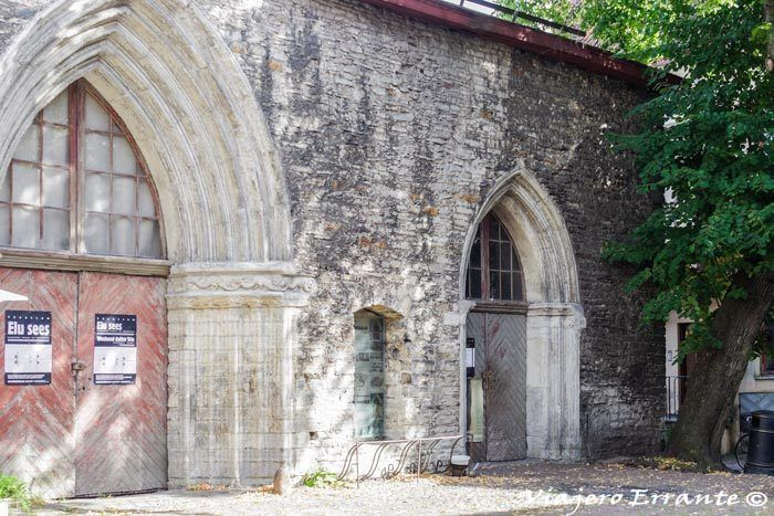Monasterio Dominico en Tallin