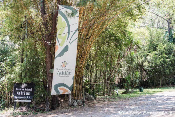 reserva natural de atitlán