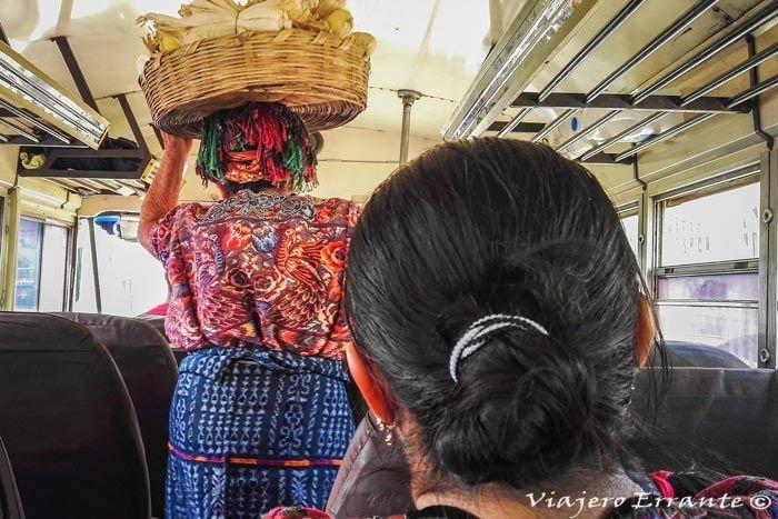 transporte para llegar a quetzaltenango