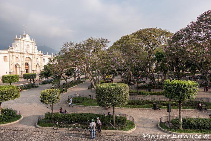 Plaza Mayor y Parque Central