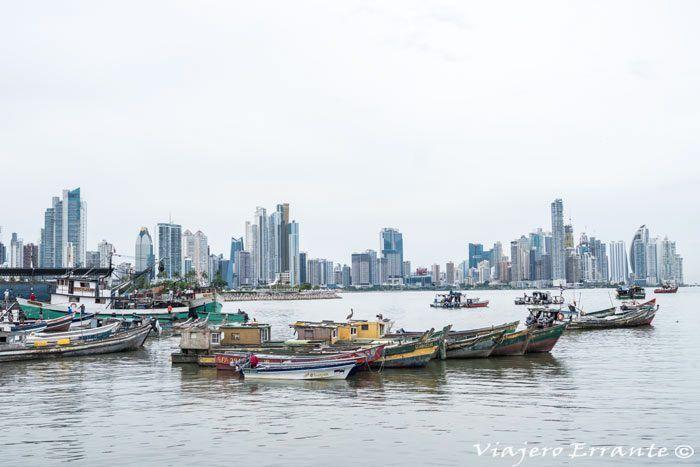Skyline de Ciudad de Panamá.