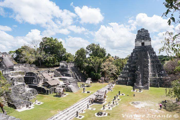 Ruinas de Tikal, qué ver en Guatemala