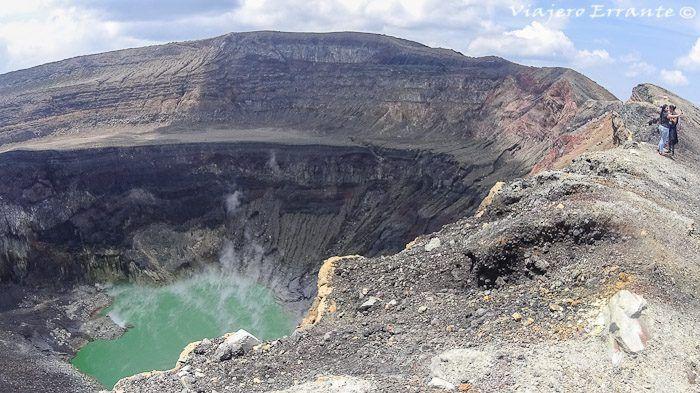 Volcán Santa Ana, qué ver en El Salvador
