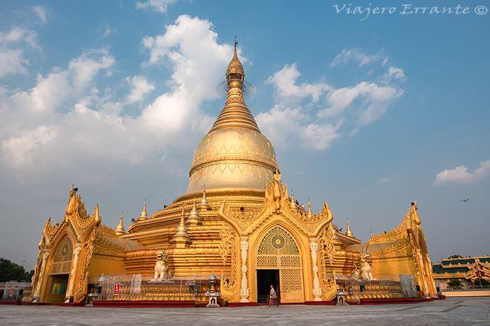 qué ver en yangón myanmar