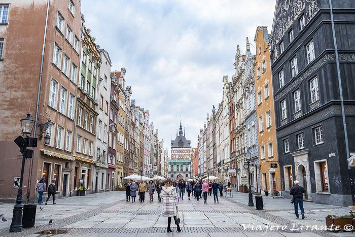 qué ver en gdansk polonia