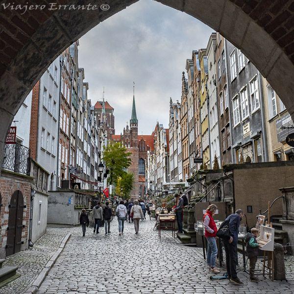 ciudad de gdansk polonia