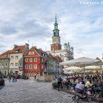 La plaza del Mercado viejo de Poznan – Polonia
