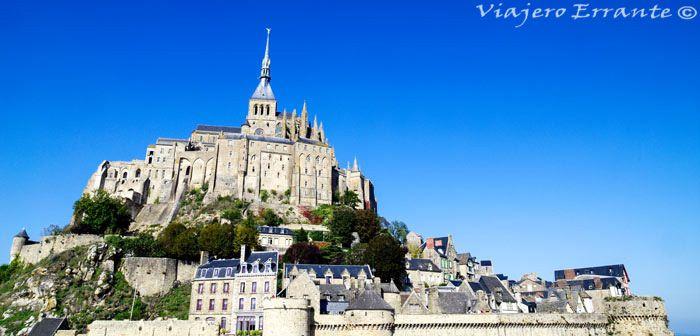 que ver en Normandia y valle del Loira