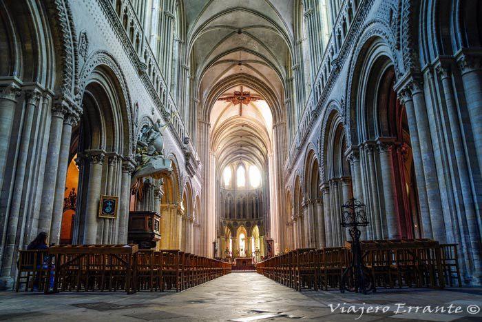 qué ver en Normandía y Valle del Loira