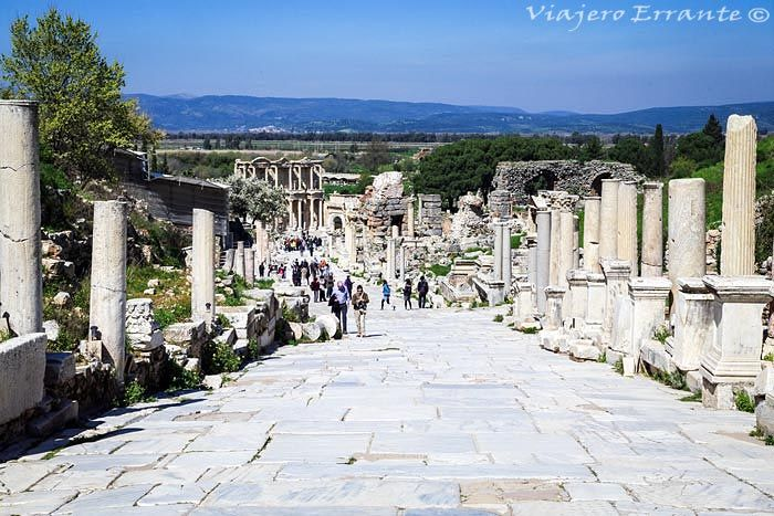ruinas de Éfeso