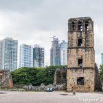 Panamá Viejo – Visita al sitio arqueológico.