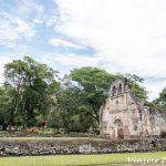 Ruinas de Ujarrás. La huella colonial en Costa Rica.
