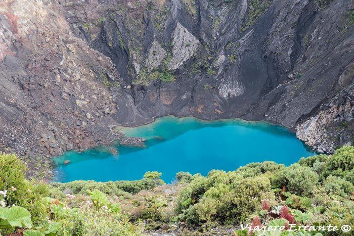 volcán Irazú