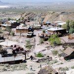 Calico, el pueblo fantasma del viejo oeste.