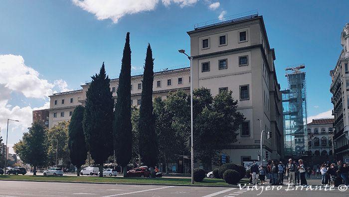 Paisaje de la luz Madrid Unesco