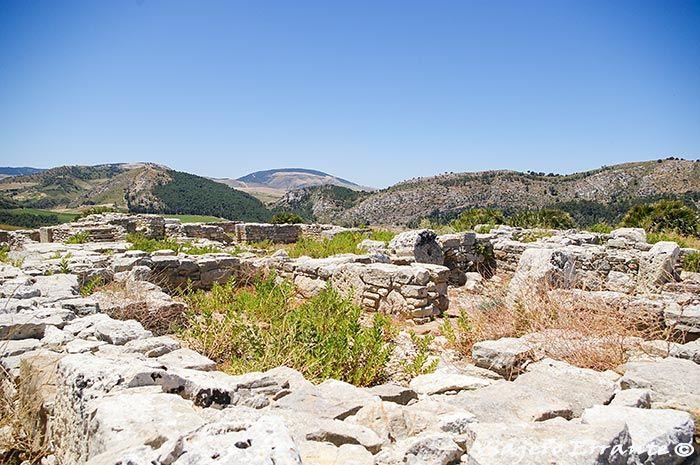 ruinas de Segesta